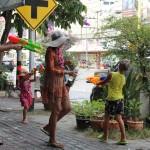 Сонгкран в Хуа Хине 2014
