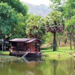 водохранилище в Kaeng Krachan