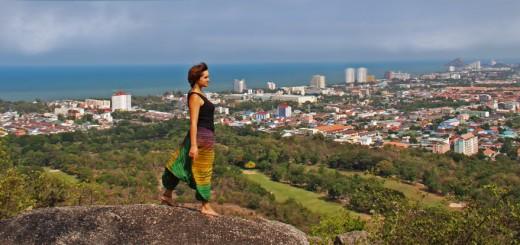 Гора Хин Лек Фай (Khao Hin Lek Fai Hill)