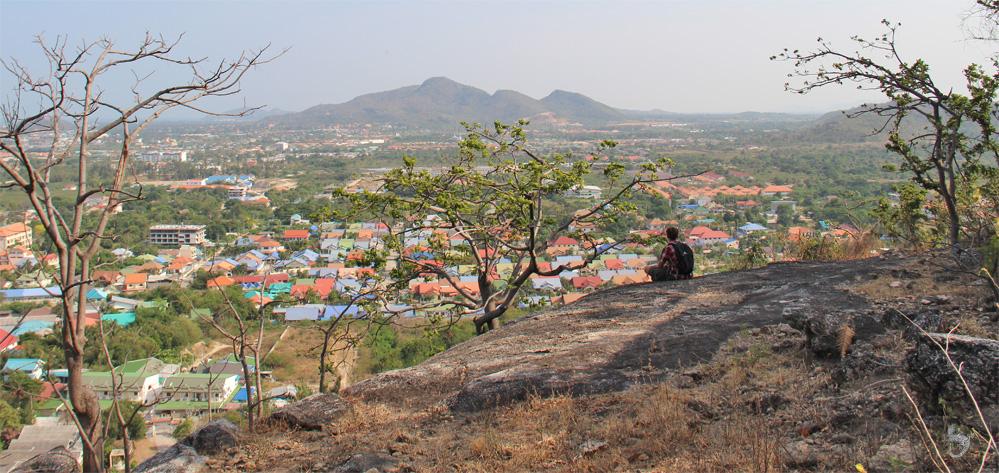 Khao Hin Lek Fai Hill