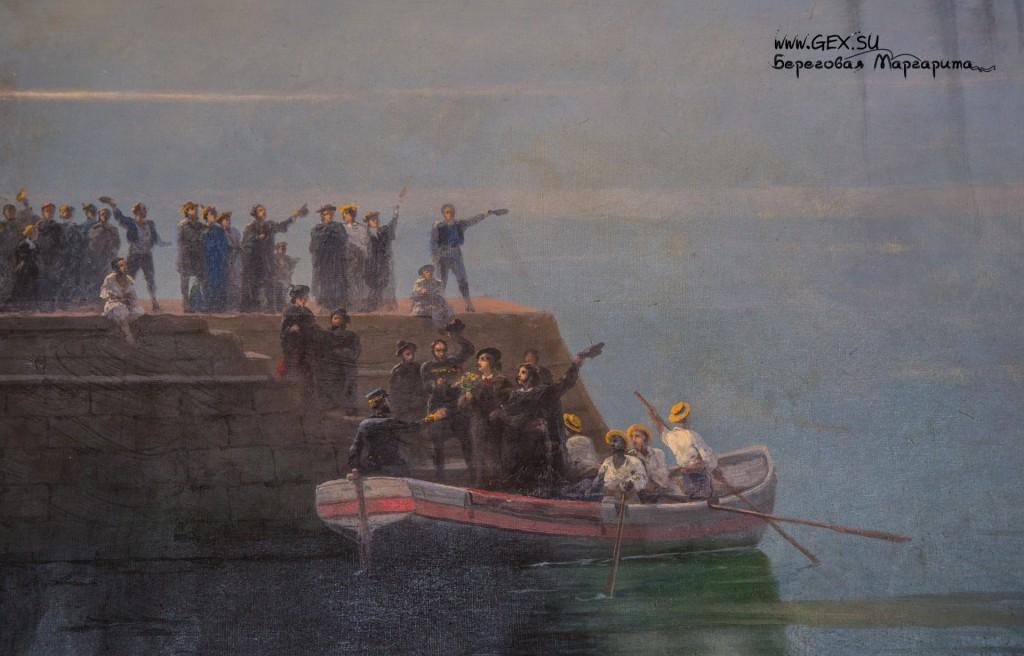 Картинная галерея им. Айвазовского в Феодосии
