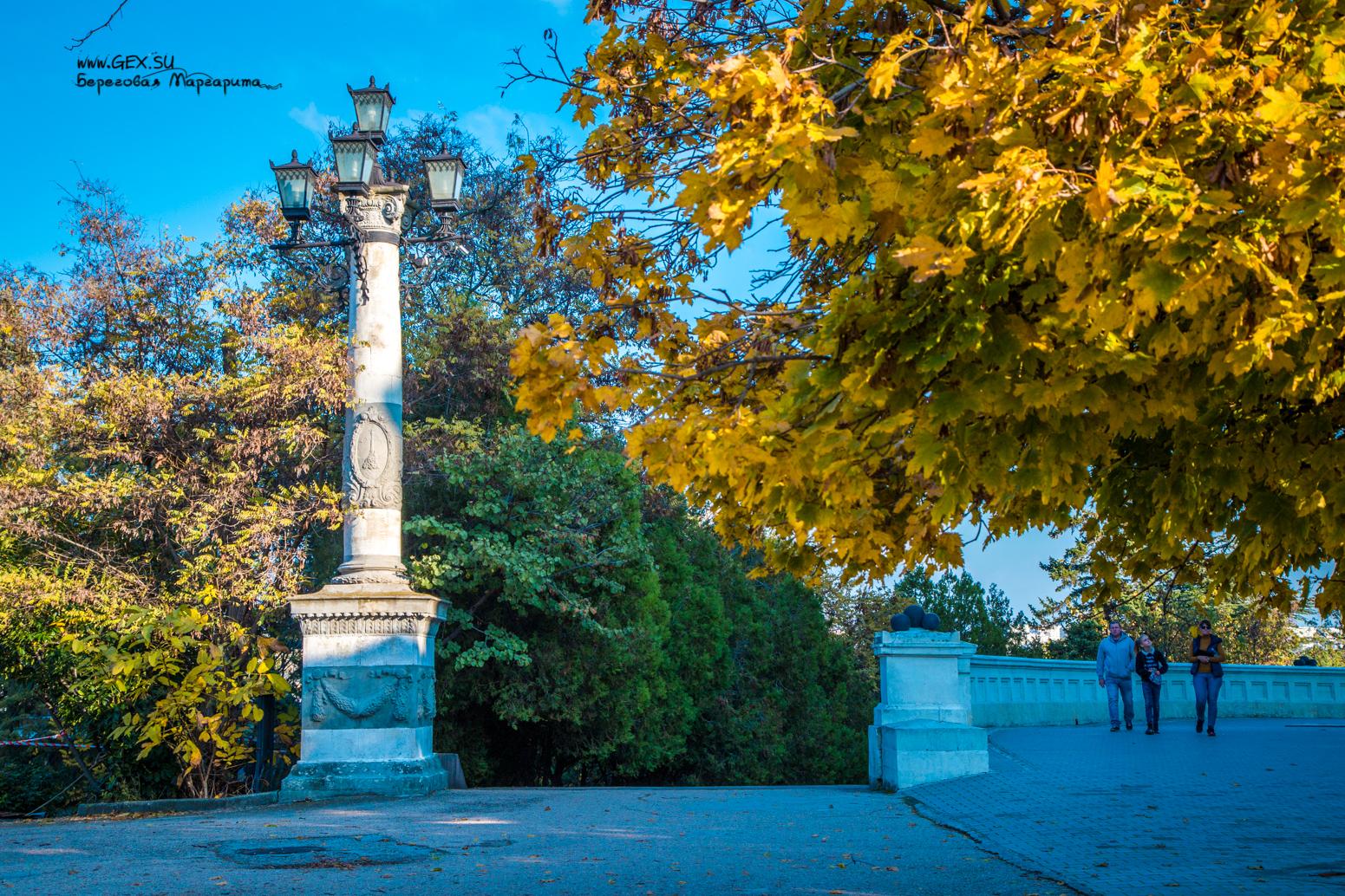 Парковая площадь у Панорамы