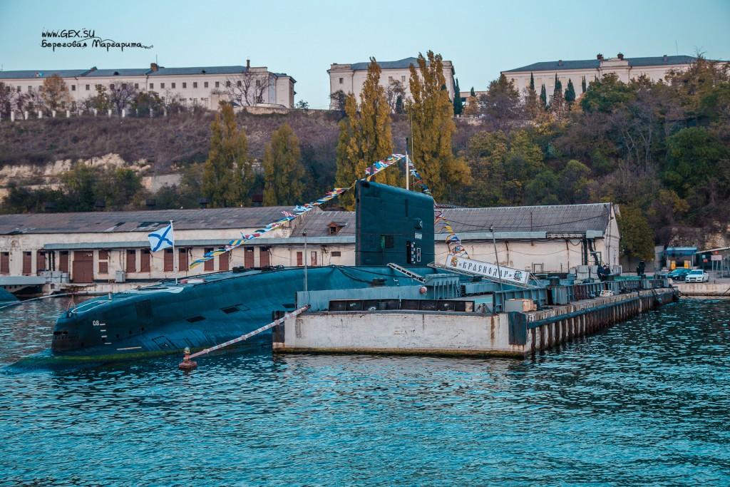 лодки в севастополе