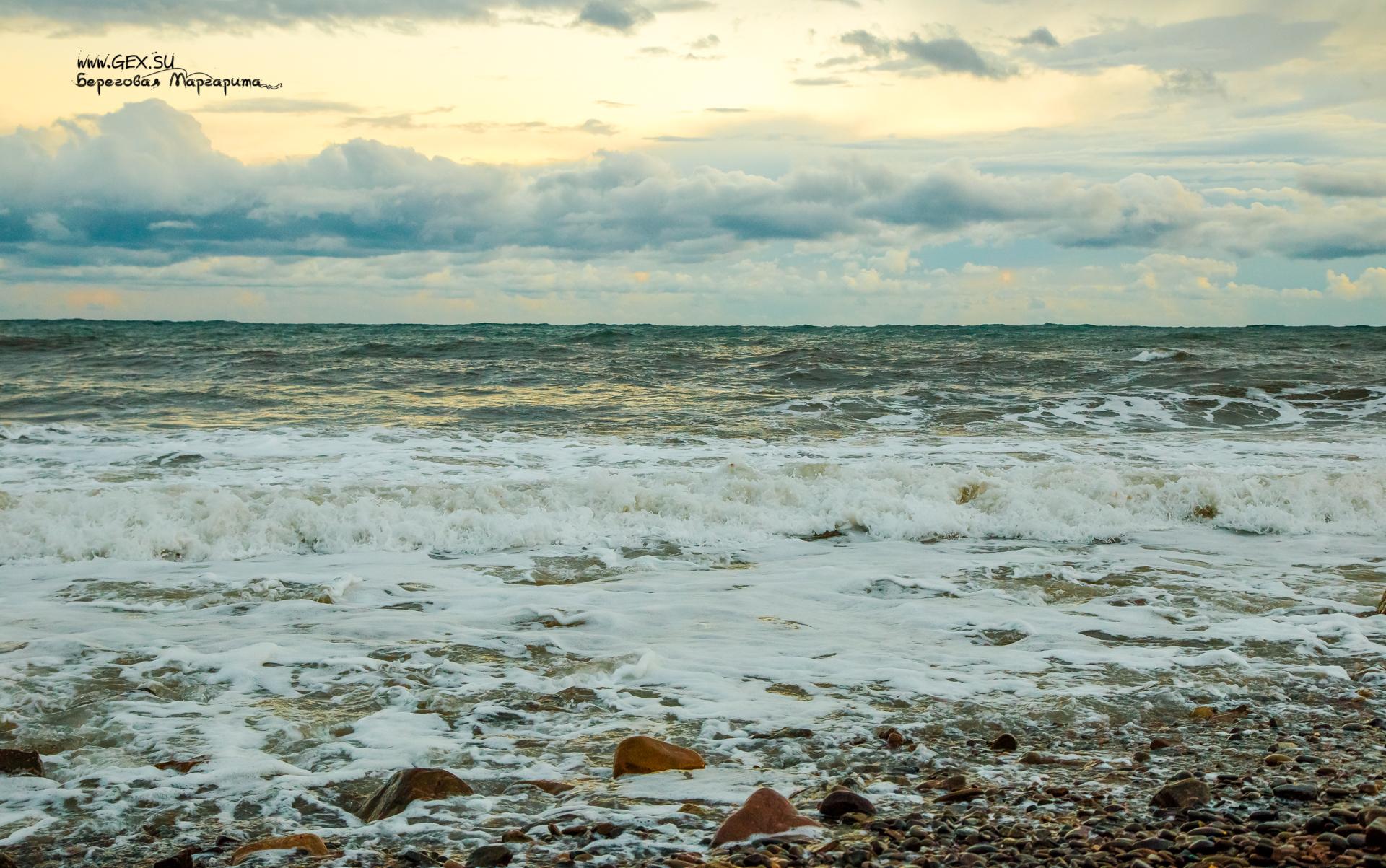 Пляж у Дозорной башни