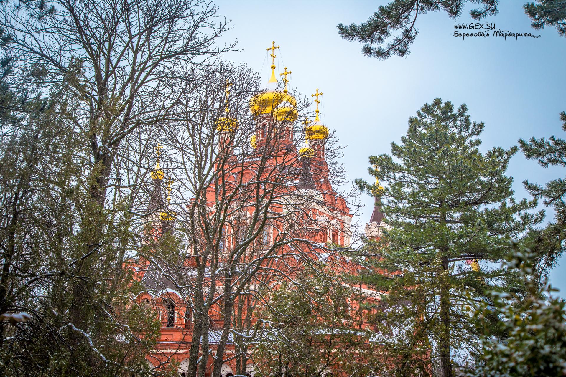 Троицкий собор в Тополёвке