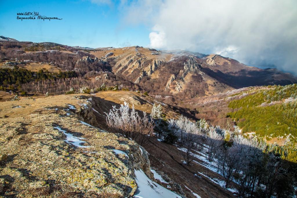 плато южной демерджи
