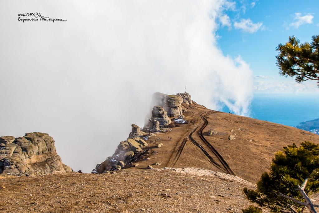 Вершина Южной Демерджи