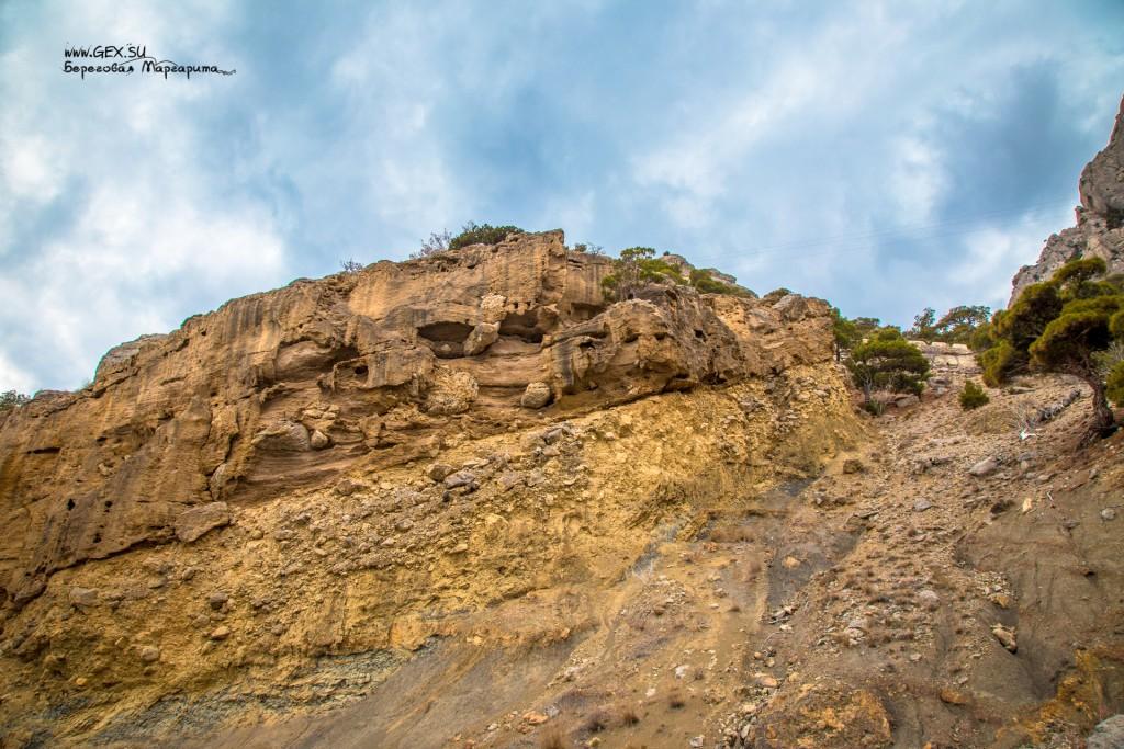 пещерный монастырь Святого Георгия