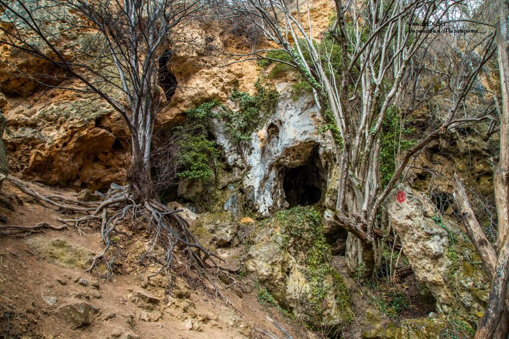 грот у водопада Су-Учхан