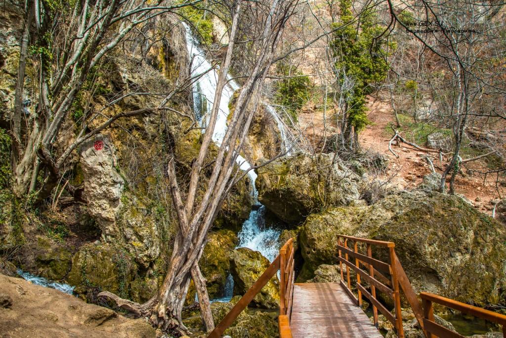 смотровая площадка у водопада Су-Учхан