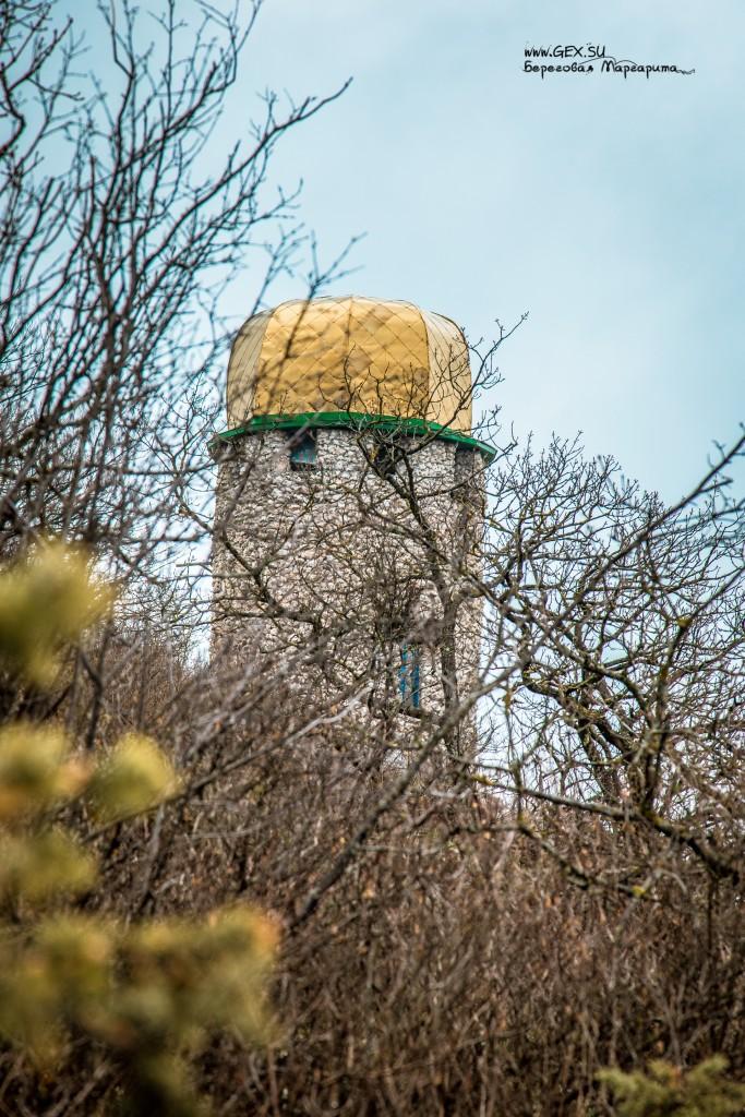 монастырь Христа Спасителя «Шулдан»