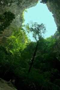 Пещера Phraya Nakorn