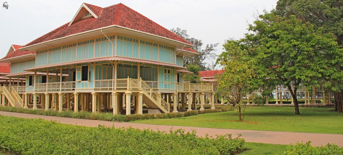 тиковый дворец таиланд