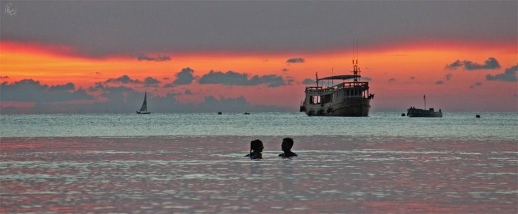 остров Koh Tao Таиланд