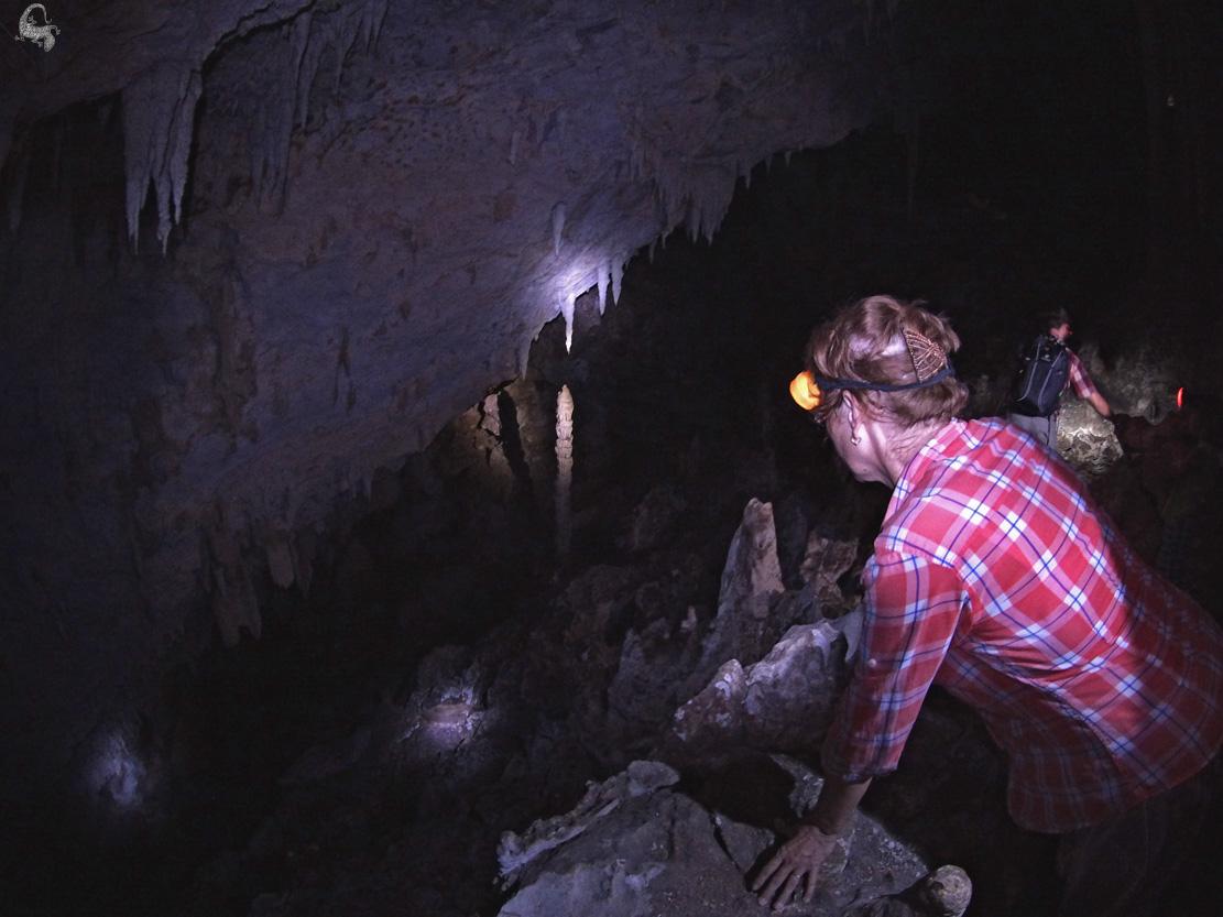 Пещера  Kaeo  и  Sai