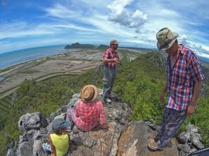 Национальный парк Sam Roi Yot