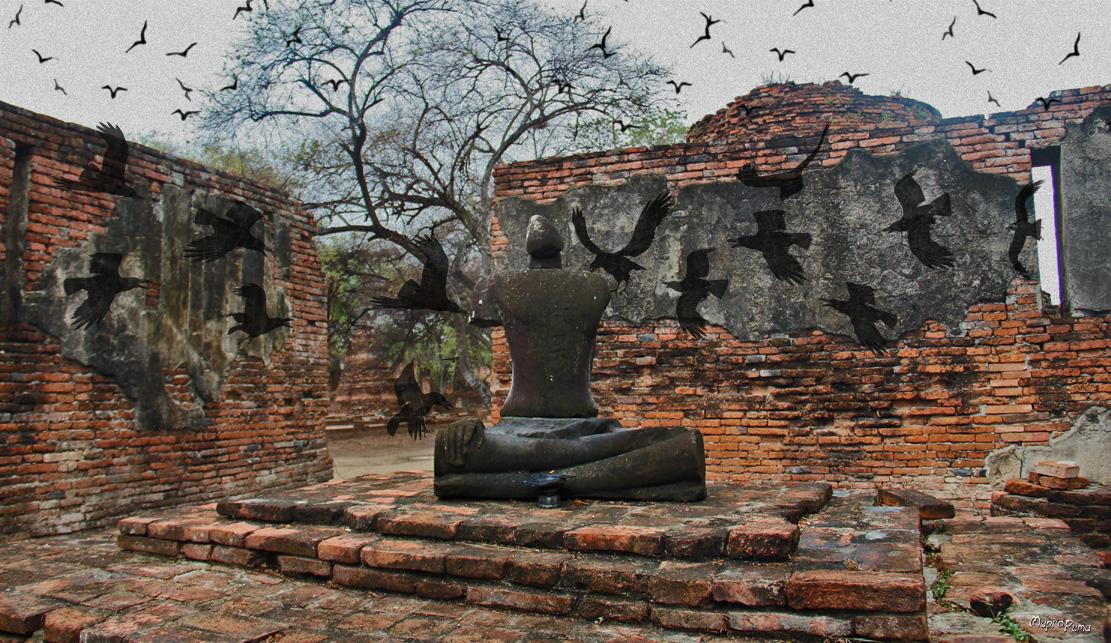 Аюттайя — разрушенная столица Сиама