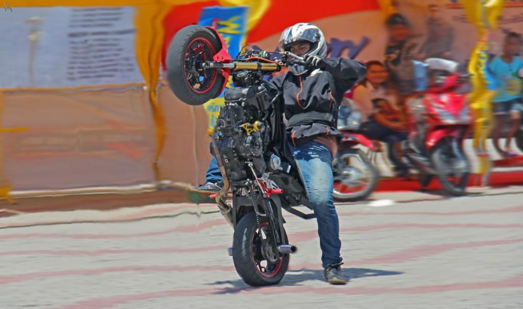 мото-шоу таиланд