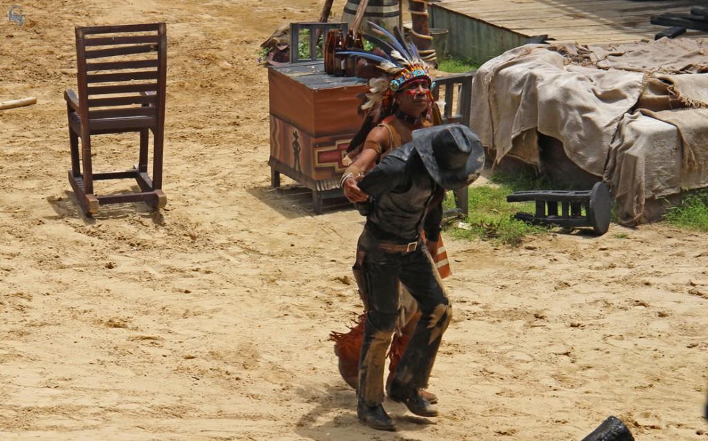 шоу ковбоев в бангкоке