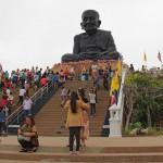 статуя Монгола в Хуа Хине