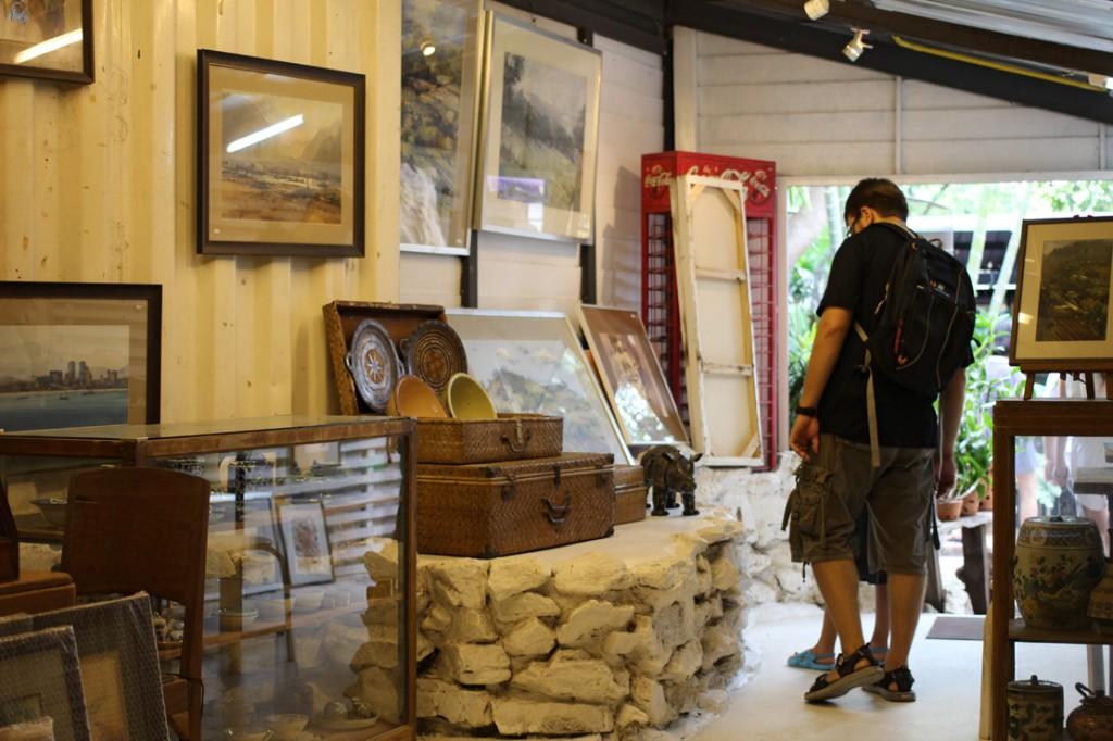 деревня художников в хуа хине