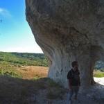 Бахчисарайский менгир в Крыму
