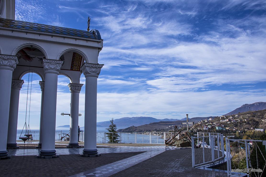 Храм Св. Николая Мирликийского в Крыму