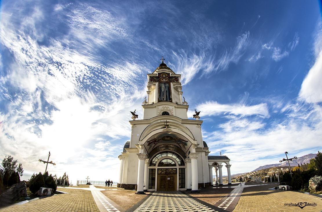 Храм-музей-маяк