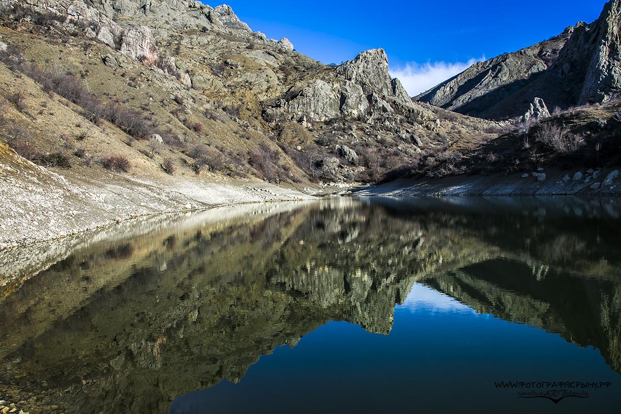 Арпатское озеро в Зеленогорье