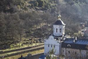 Успенский монастырь в Крыму
