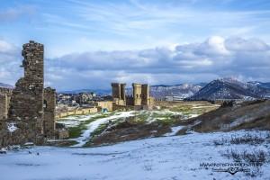 Крепость в Судаке