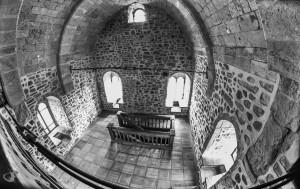 консульский замок в судаке