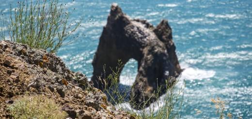чертовы ворота у карадага