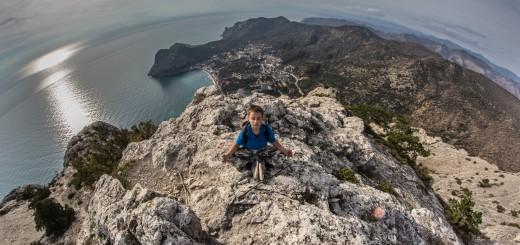 вершина Сокола в Крыму