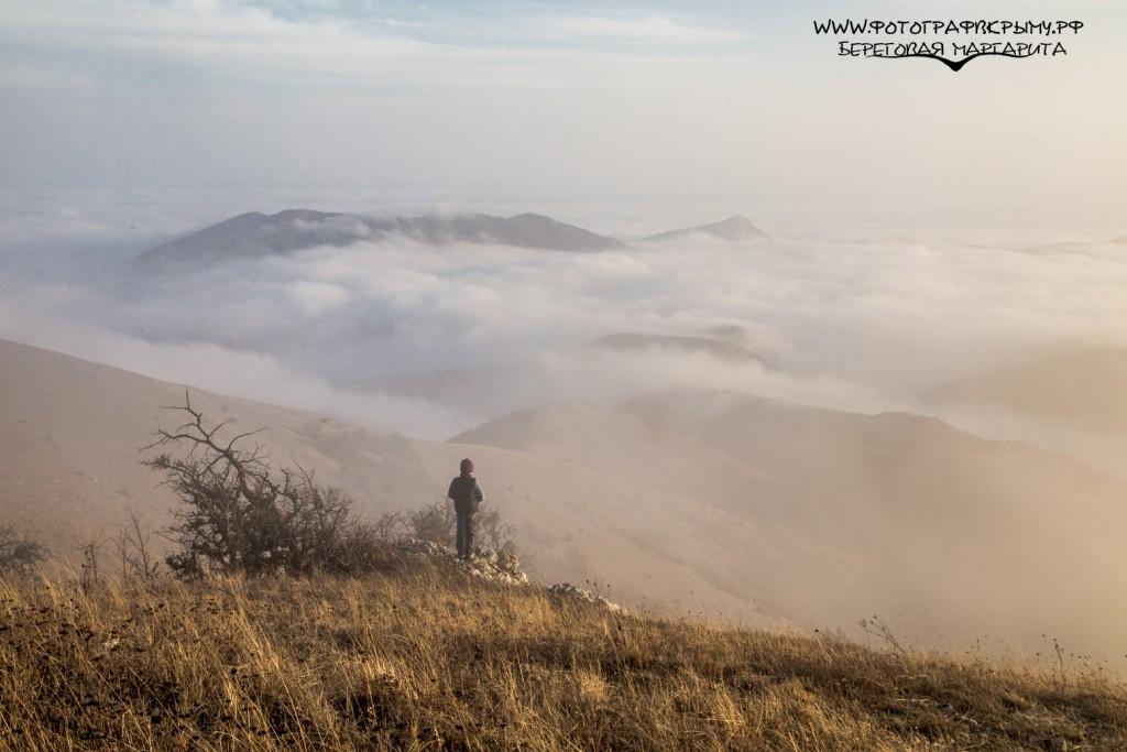туман в крыму