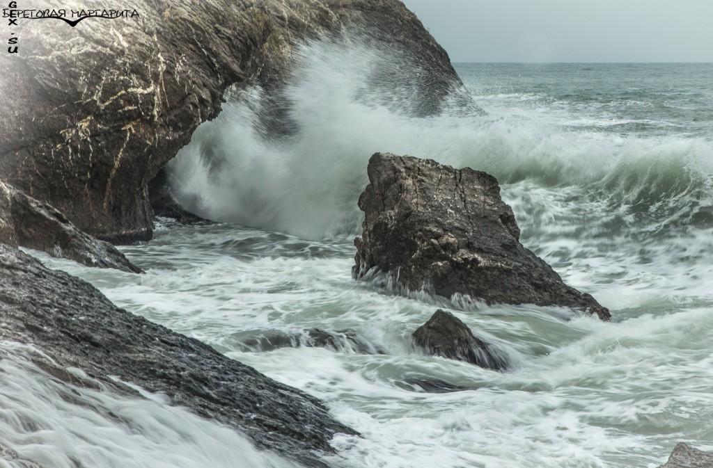 судакский шторм