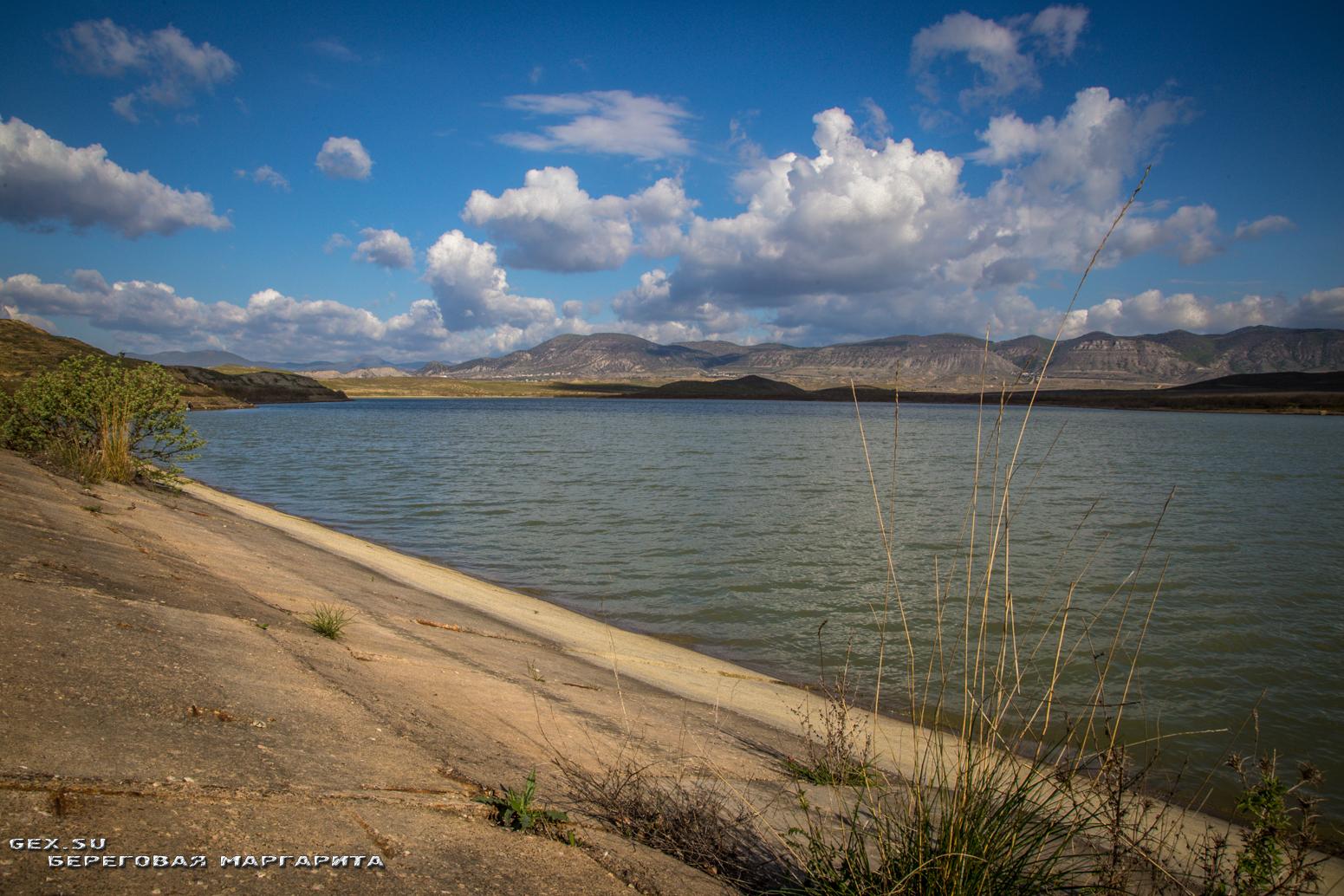 Озеро Бугаз