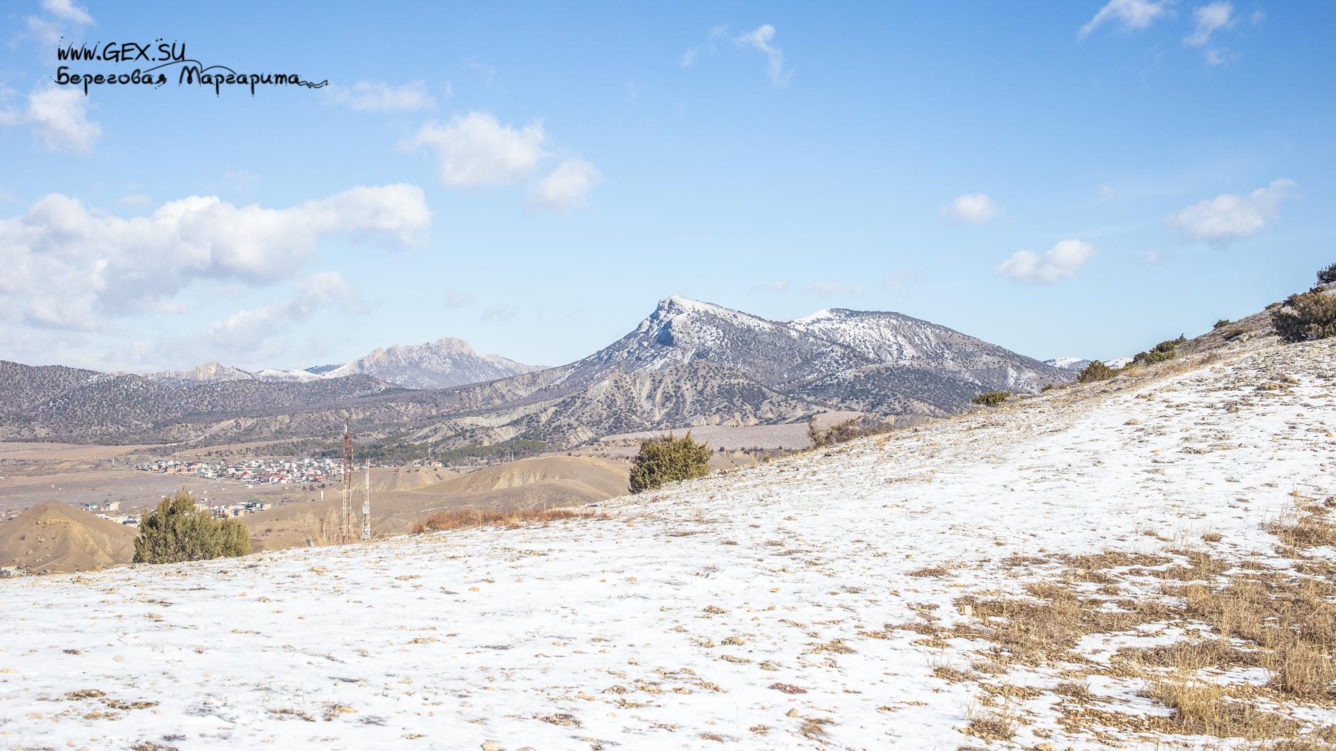 гора Ай-Геогргий