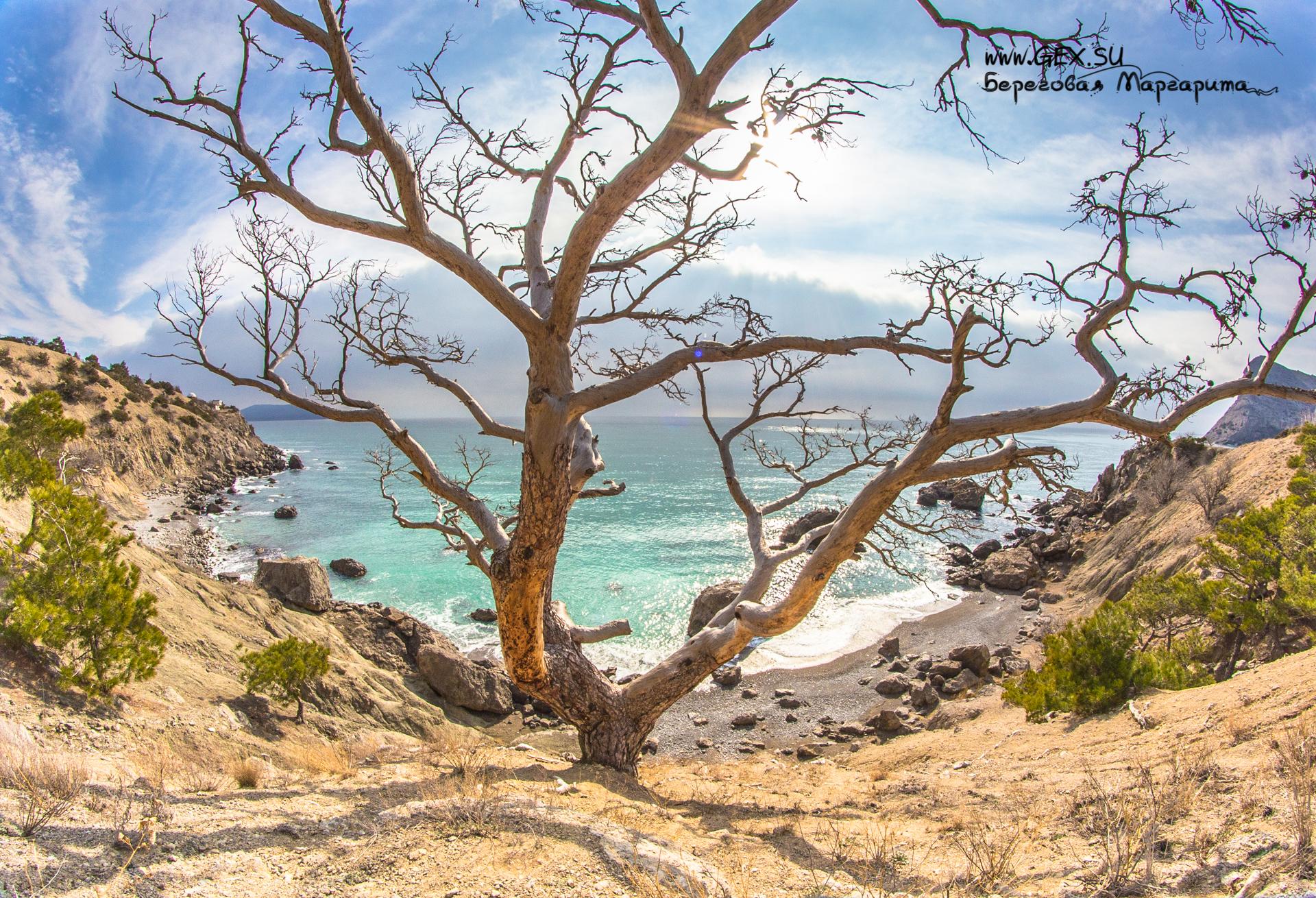 нудистский пляж Бухта Любви