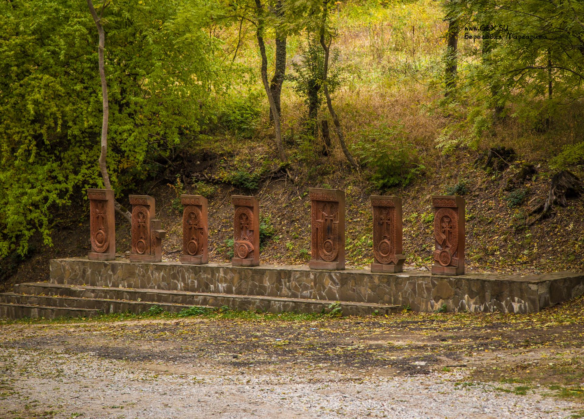 Сурб Хач мужской монастырь