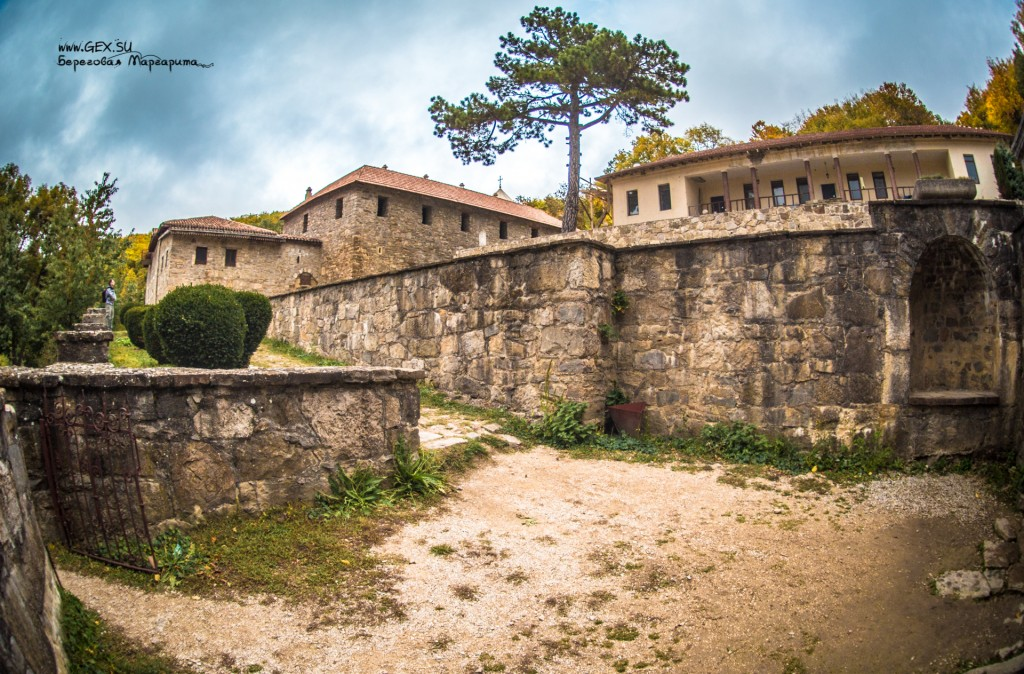 Монастырский комплекс Сурб Хач