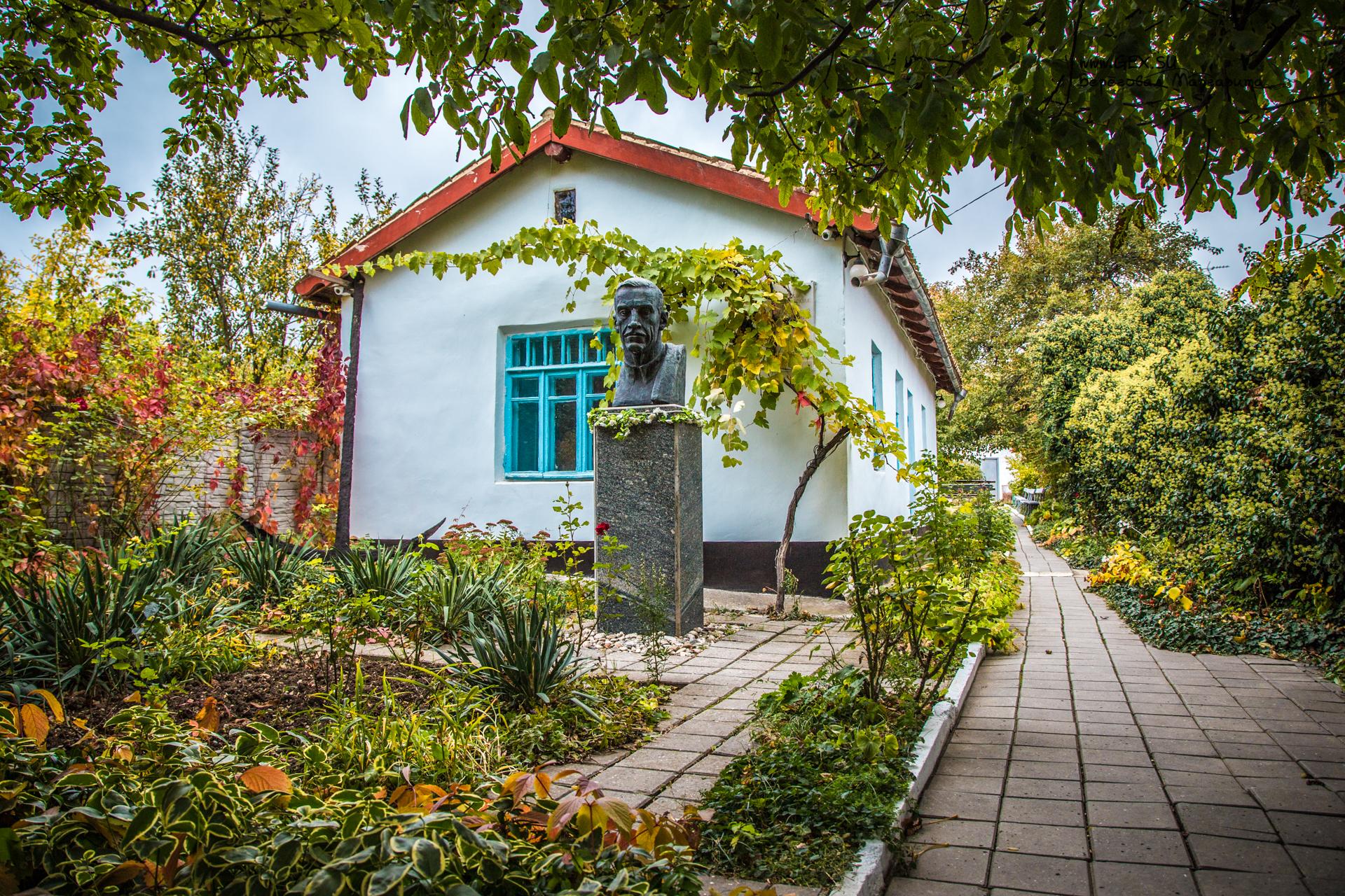 дом Грина в Старом Крыму