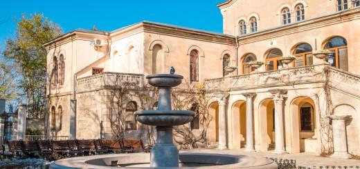 Итальянский дворик в Херсонесе