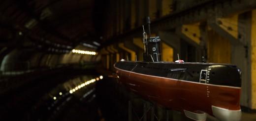 Балаклава музей подводных лодок
