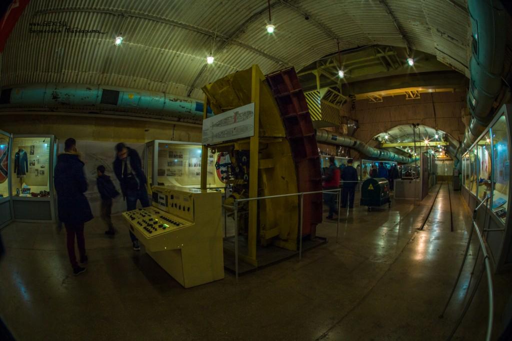 Поземный музей в Балаклаве