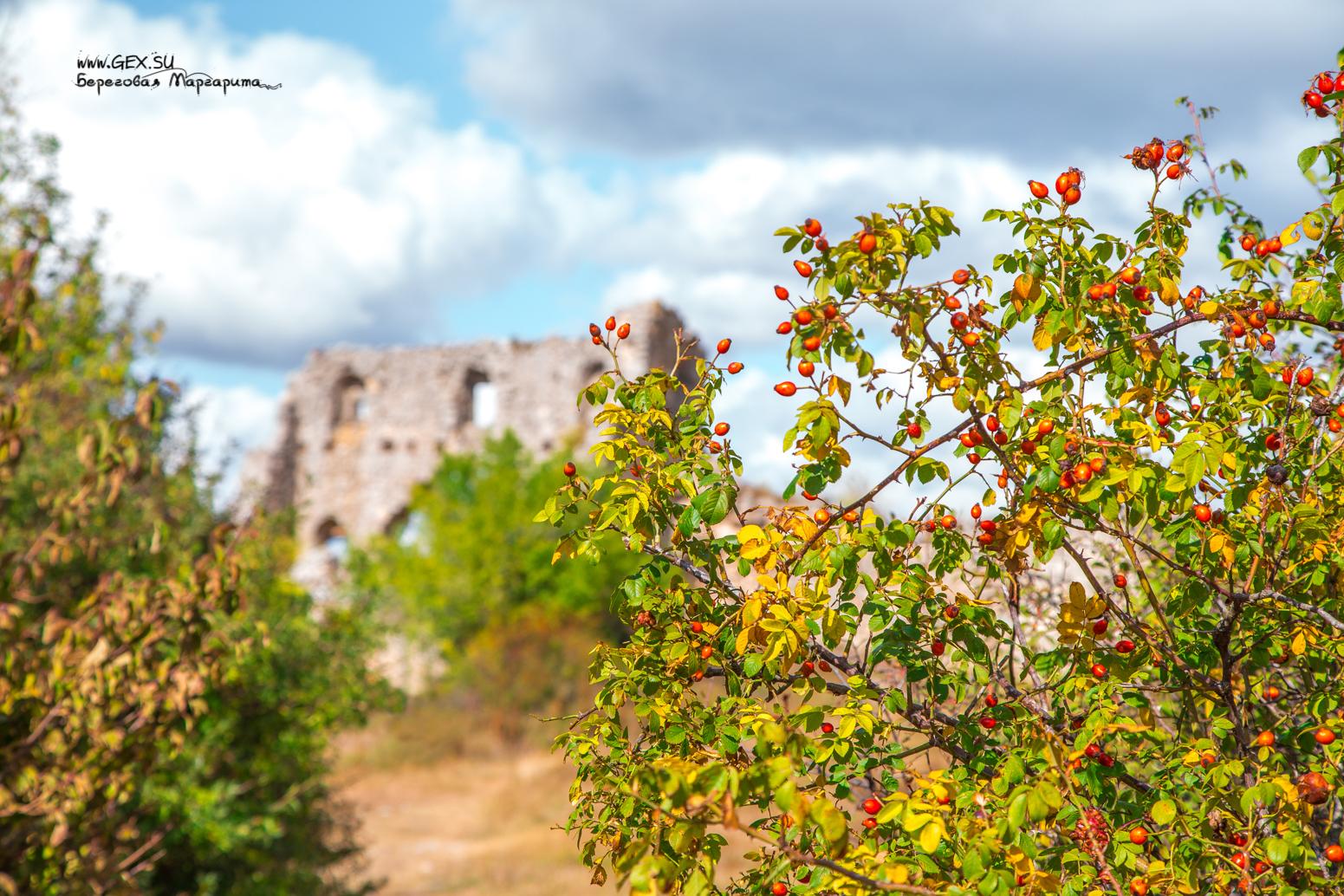 город-крепость Мангуп Кале